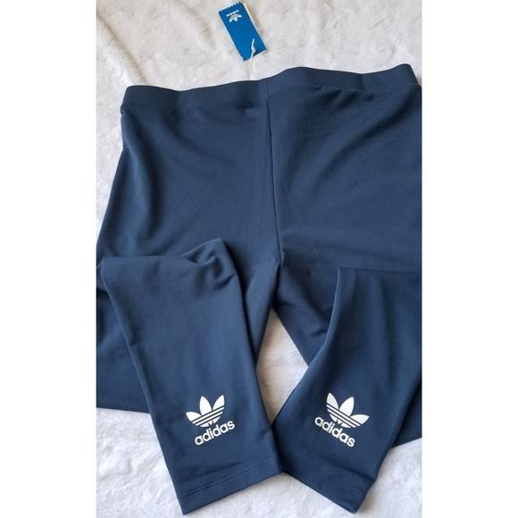 c4764adfad12 Adidas Originals trefoil leggings